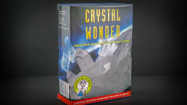 Crystal Wonder Science Kit