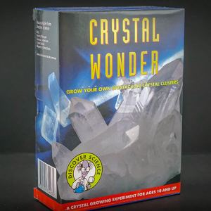 Crystal Wonder Science Kit