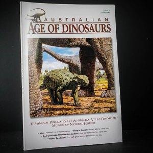 Australian Age of Dinosaurs Journal Issue 8