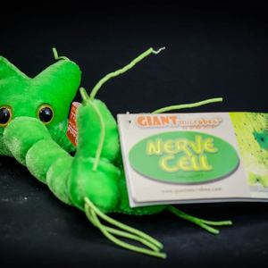 Giant Nerve Plush Toy