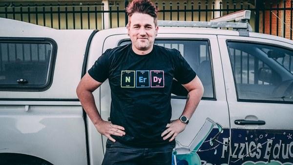Nerdy Periodic Table Shirt