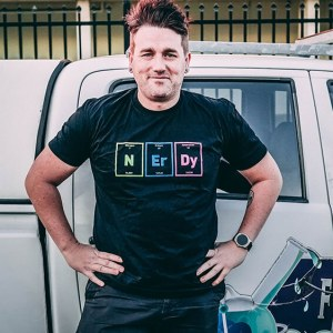 Nerdy Periodic Table Shirt