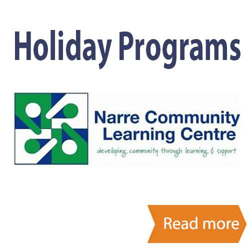 Narre Community Learning Center Holiday Science Programs