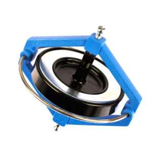 imae of a blue and black Gyroscope