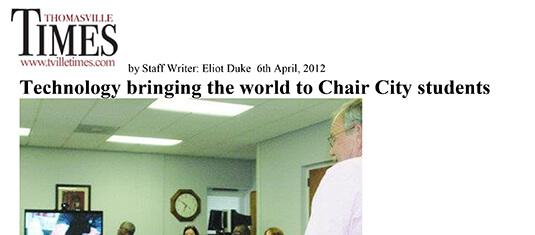 Thomasville Times 6 April 2012