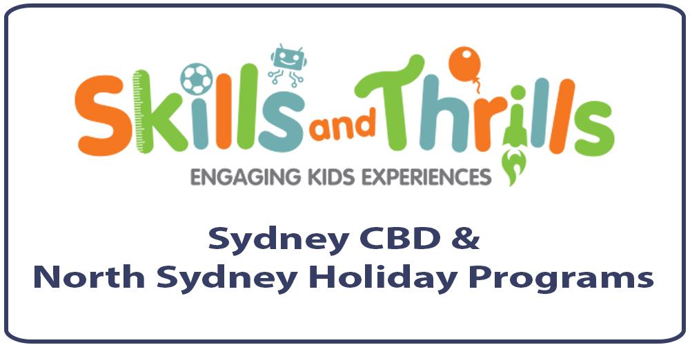 Skills and Thrills logo