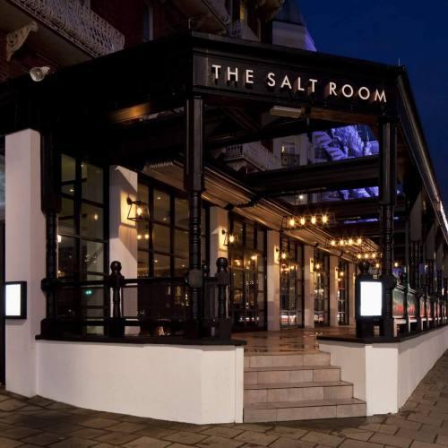 The Salt Room - Seafood Restaurant Brighton