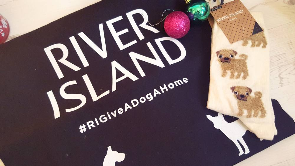 River Island - Give a Dog a Home