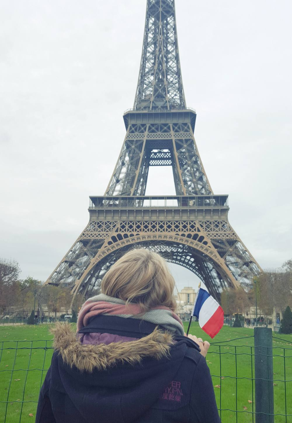 Paris (during the Terror Attacks) - 2015 - My year in review