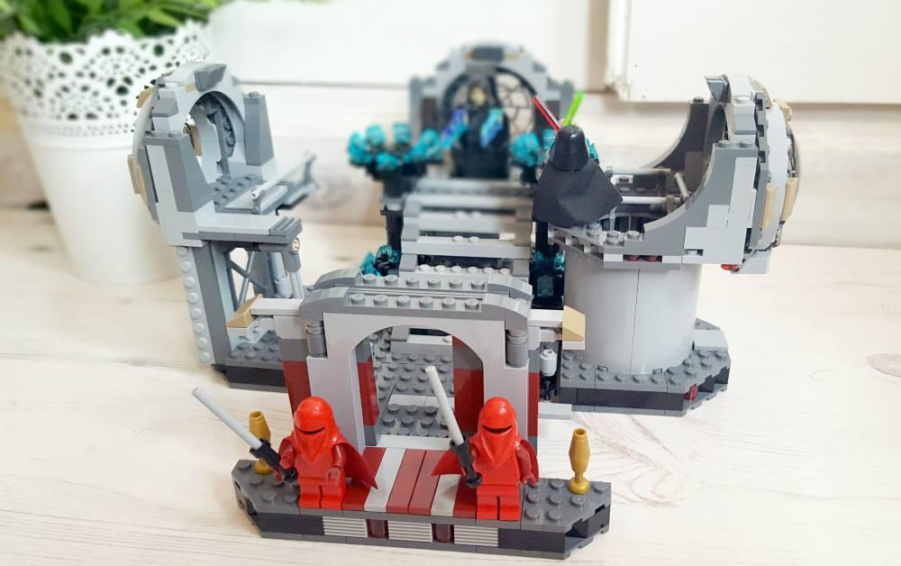 Lego Star Wars - Death Star Final Duel