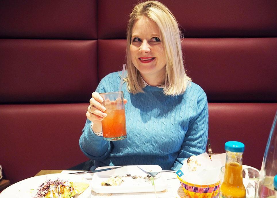 A Mexican Feast at Wahaca Brighton