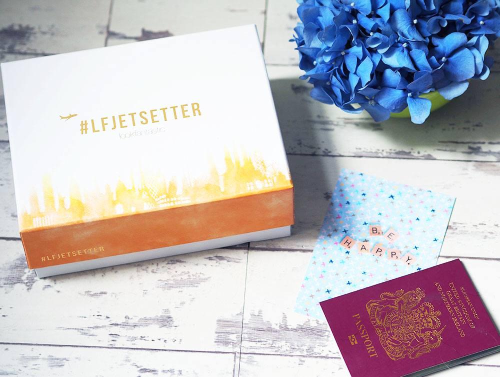 Unboxing: Look Fantastic Beauty Box #LFJETSETTER
