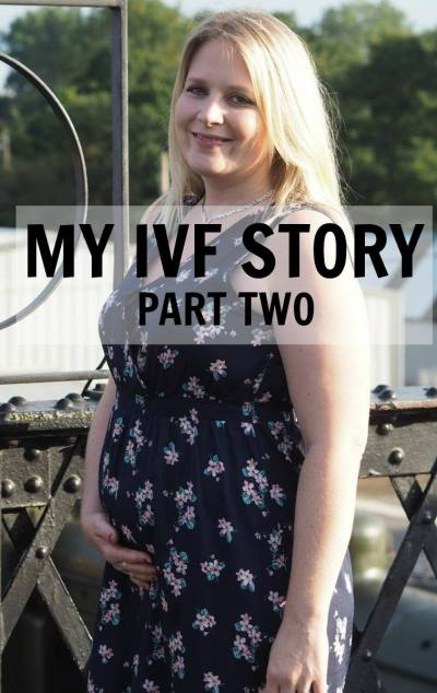 My IVF Story and how it worked for me!