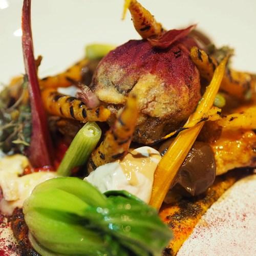 Festive Food #4: Terre à Terre Brighton - Festive Menu