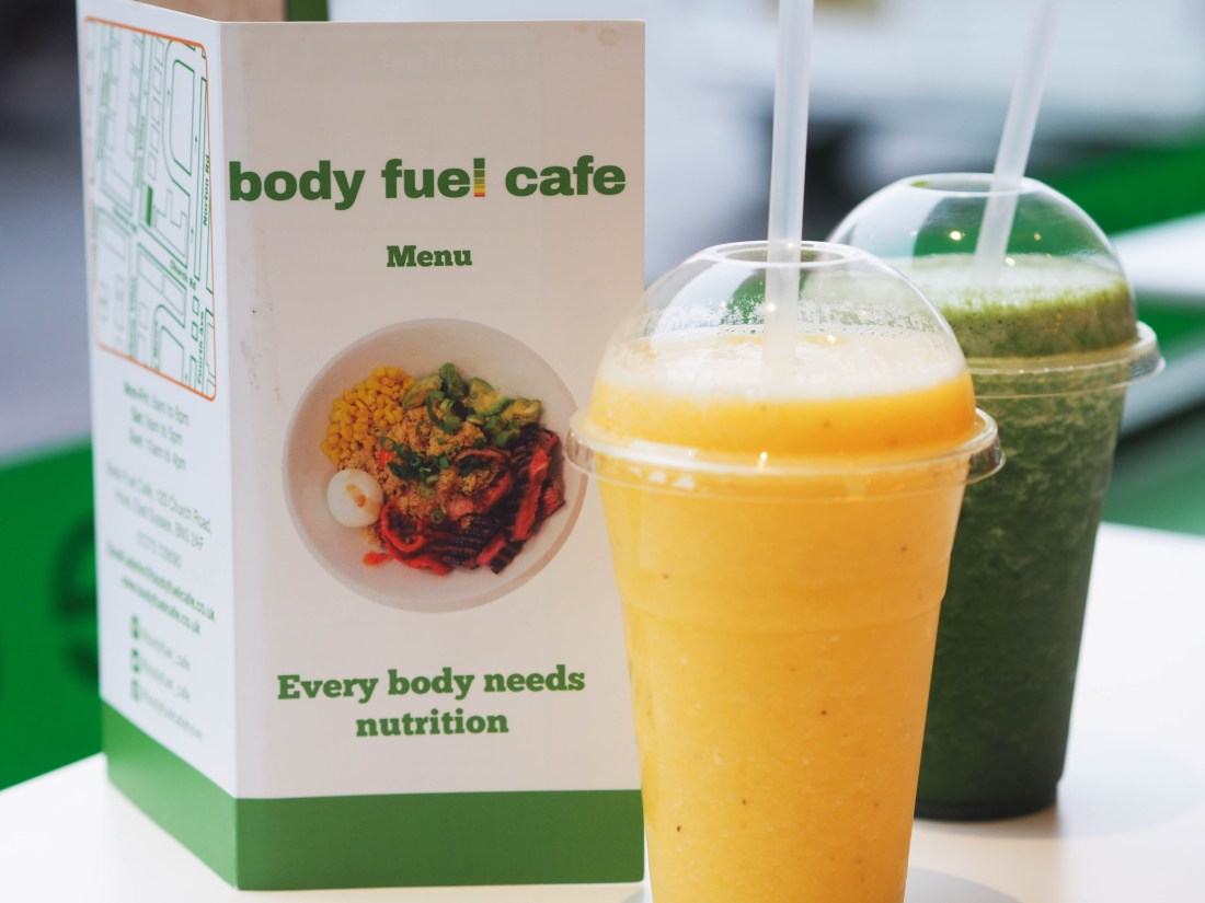 Review: The Body Fuel Cafe Hove