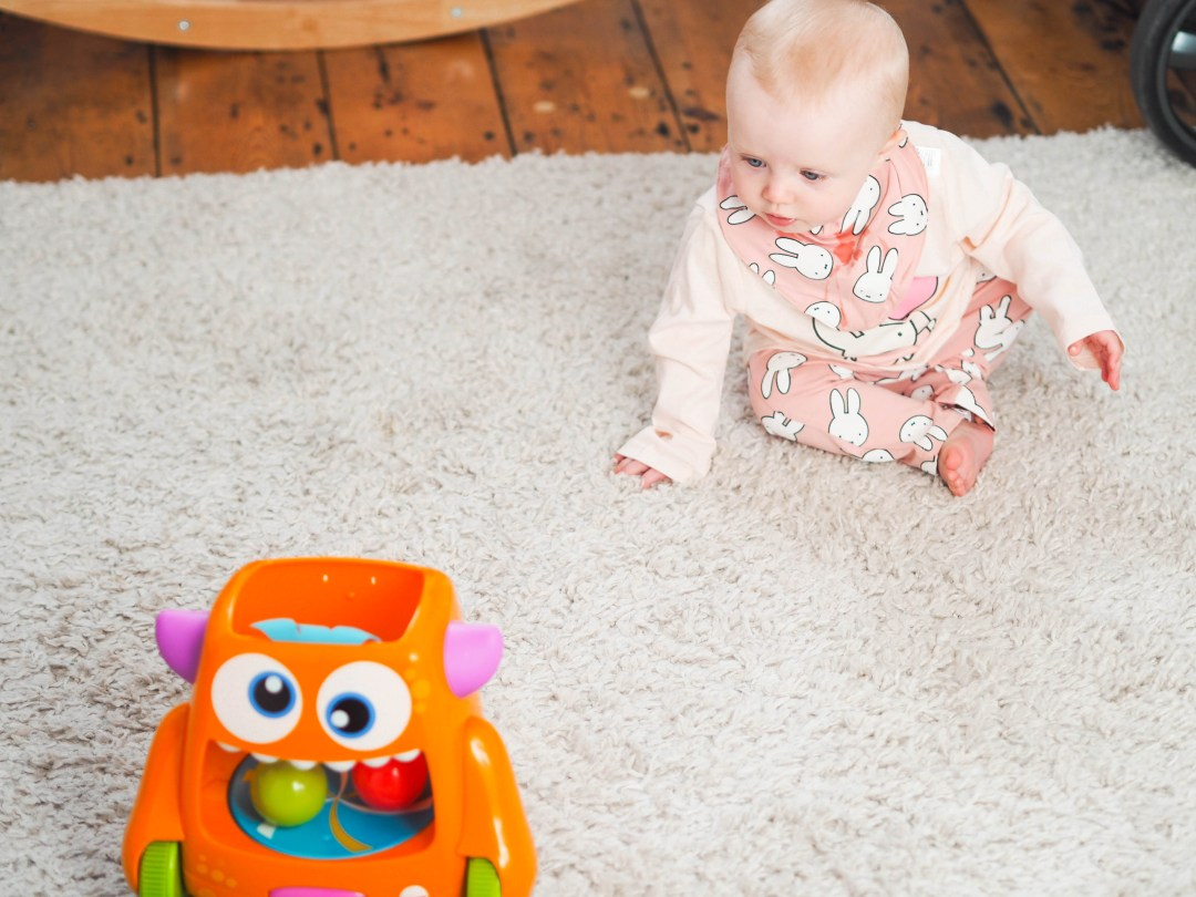 Review: Fisher-Price Zoom 'n Crawl Monster