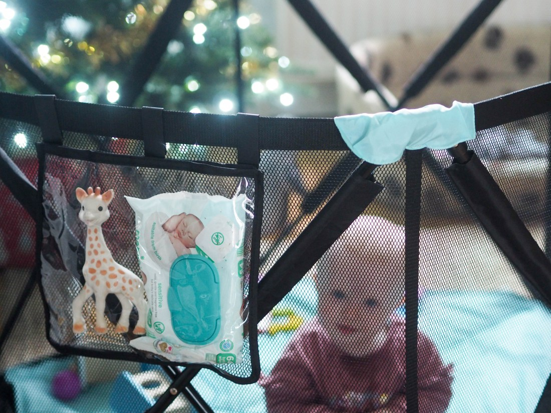 Review: Summer Infant Pop n' Play Deluxe Playpen