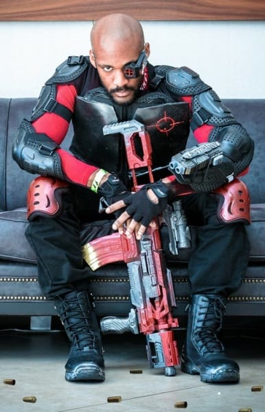 Deadshot Cospaly