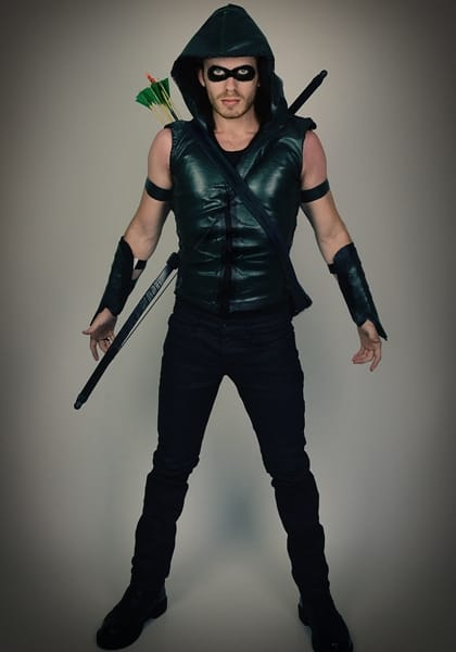 green-arrow-cosplay