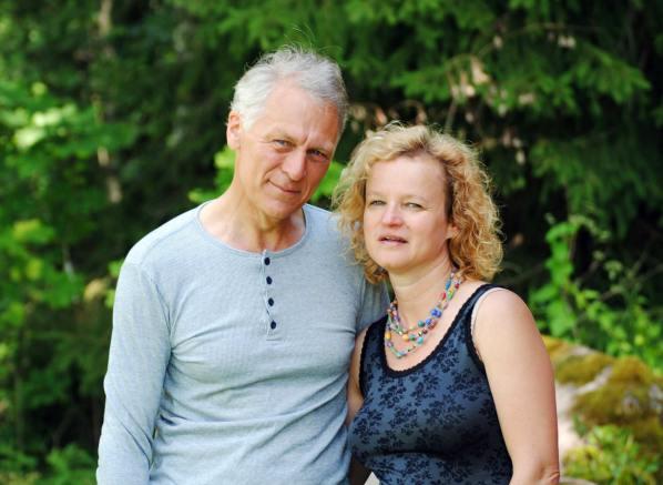 Sunnansjö gård Ann-Helen & Gunnar