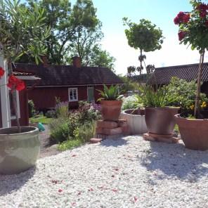 Tant Gretas trädgård
