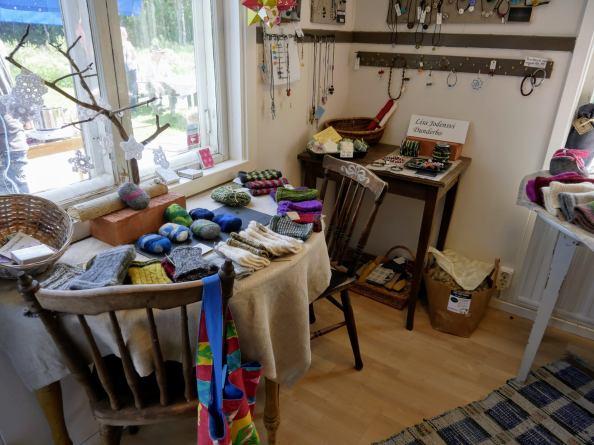 Dunderbo Ljus & hantverk-Fjärdhundraland, Loppisrundan, Loppisrundan2018-200518-47