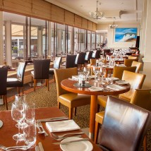 Seaview Restaurant - Sandbanks Hotel Poole