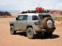 Using the stock roof rack? - Toyota FJ Cruiser Forum