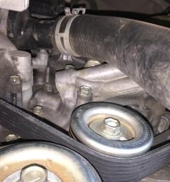 serpentine belt defect installation problem toyota fj 2007 fj cruiser belt diagram fj cruiser belt diagram [ 2048 x 1536 Pixel ]