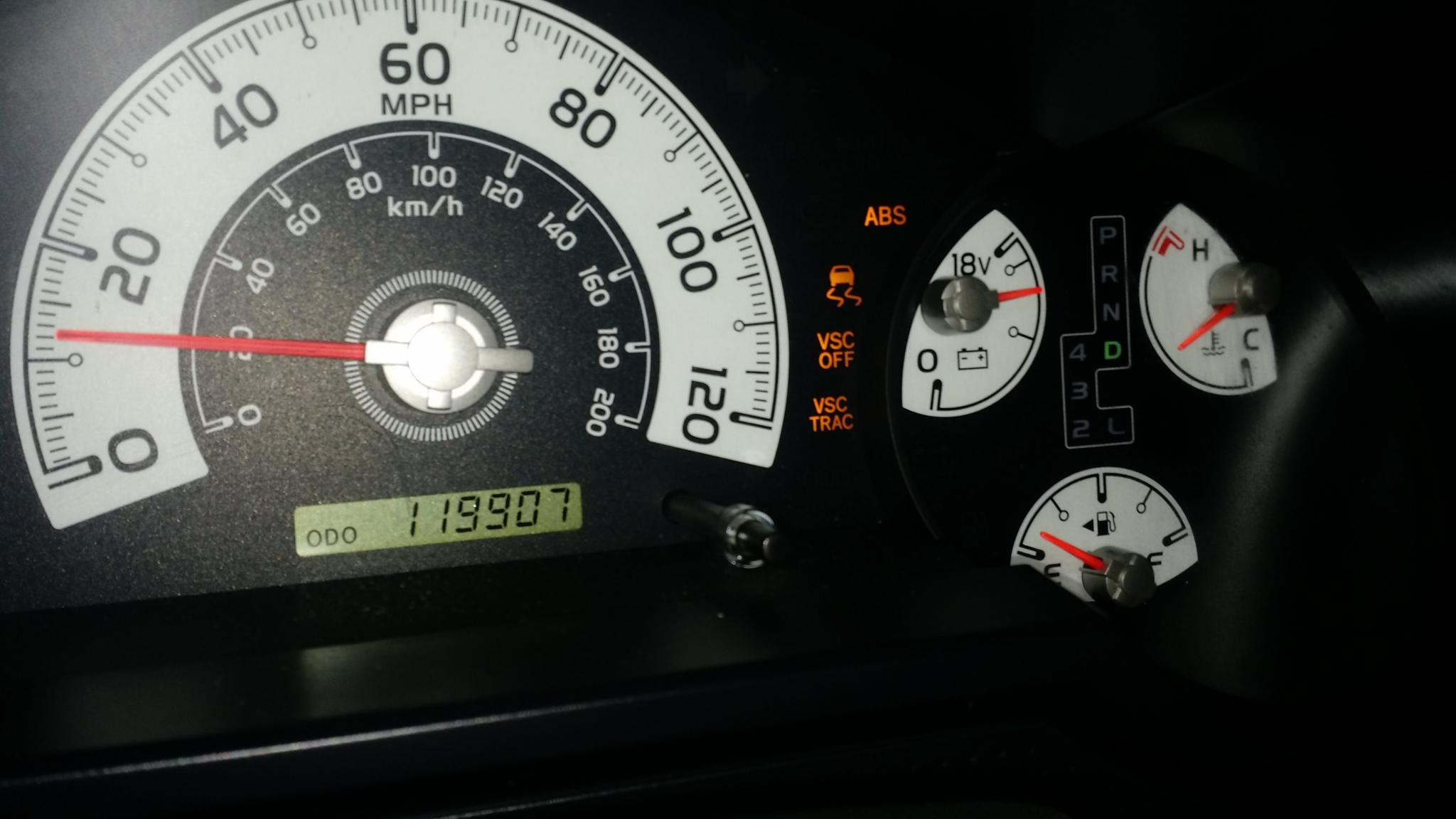 2007 Toyota Fj Cruiser Light Auto Turn Off System Diagram