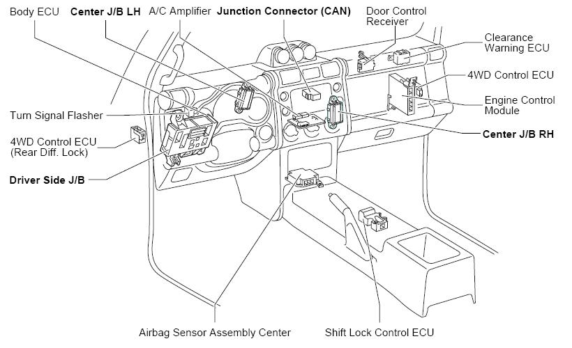 Fj Cruiser Engine Diagram. Wiring. Wiring Diagrams