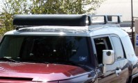 ARB roof rack wind noise - Page 3 - Toyota FJ Cruiser Forum