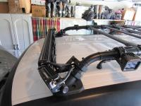 Light bar mounted to roof rack - Toyota FJ Cruiser Forum