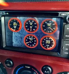 attached thumbnails fj cruiser stereo upgrade  [ 2048 x 1536 Pixel ]
