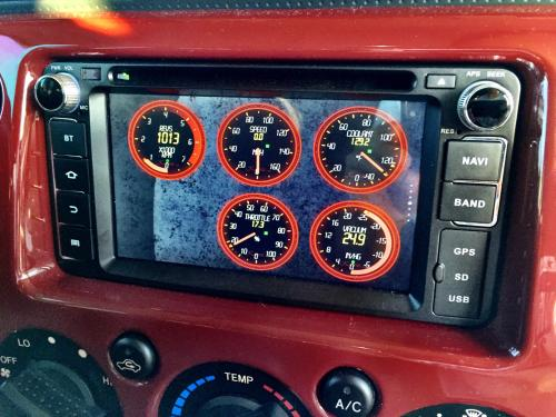 small resolution of attached thumbnails fj cruiser stereo upgrade