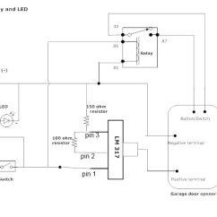 3 Phase Roller Door Wiring Diagram 97 Honda Civic Ex Stereo Linear Garage Opener Schematic For My Block Diagramschematic