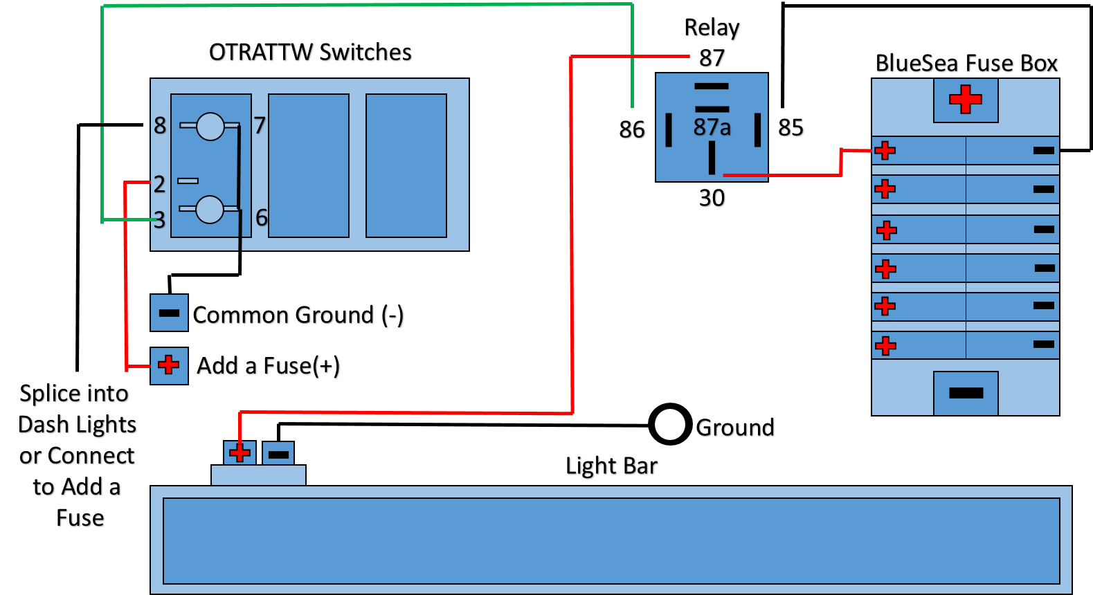hight resolution of click image for larger version name light bar wiring png views 602 size