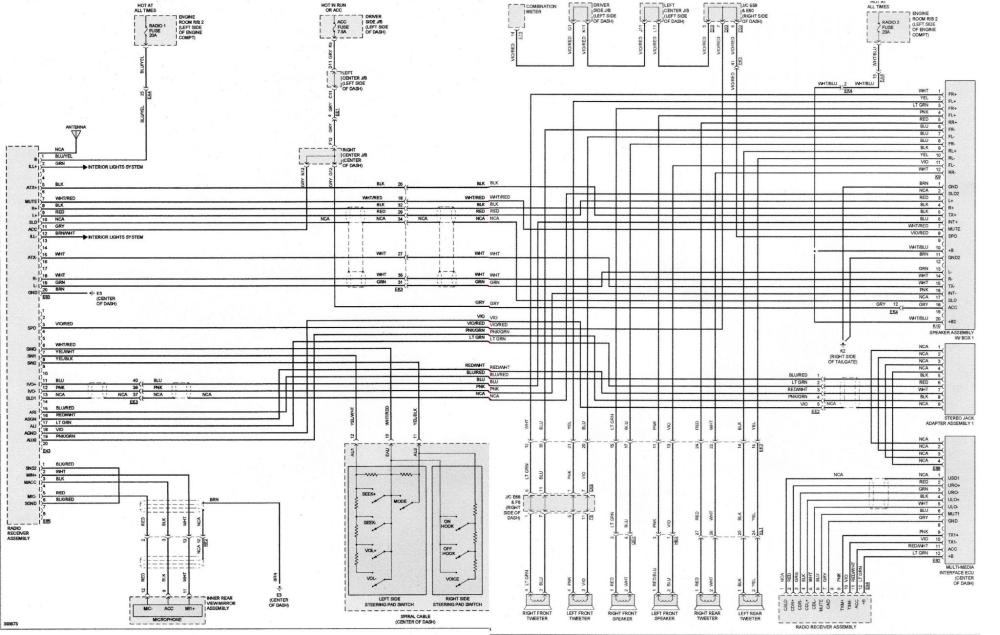 medium resolution of head unit stereo wiring diagram for 14 help toyota fj cruiser rh fjcruiserforums com a c condenser