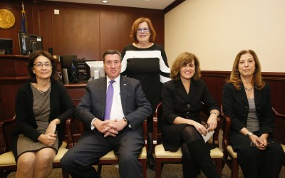 Judge Bloch Rodwin Honored with Lois Haight Award of Excellence