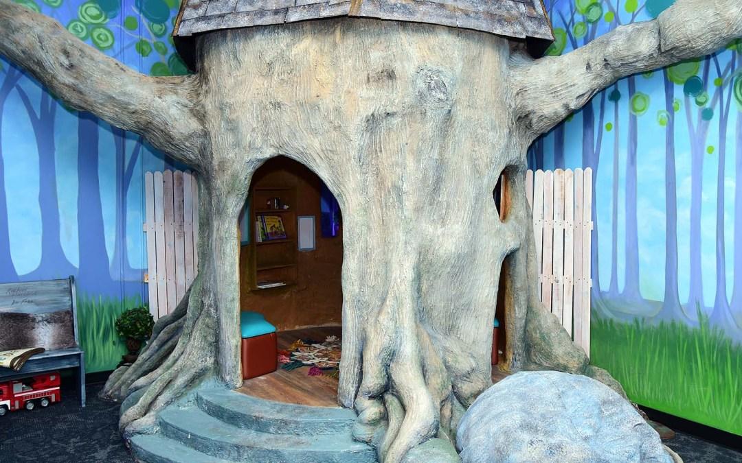 Tree House Playroom