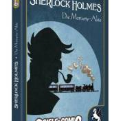 Spiele Comic Holmes - Die Moriarty-Akte - Cover