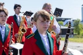 En liten 'time-out' for klarinettene