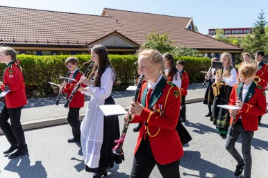 Vakre toner fra klarinettene