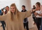 75 FG-elever øvede musical på højskole
