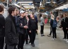 HHX'erne på virksomhedsbesøg i Aalborg
