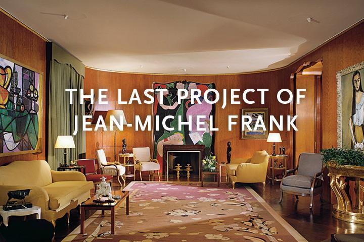 The Last Project of JeanMichel Frank  FJ Hakimian  New