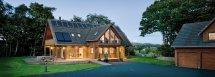 Scandinavian Style Home Plans