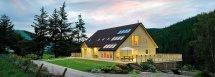 Scandinavian Timber Frame Homes