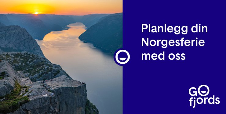 GoFjords.com - Planlegg din Norgesferie med Go Fjords