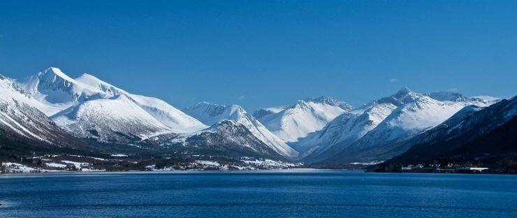 FJORDS NORWAY - Isfjorden and Kirketaket